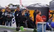 Swimer na AGRO SHOW BEDNARY 2017