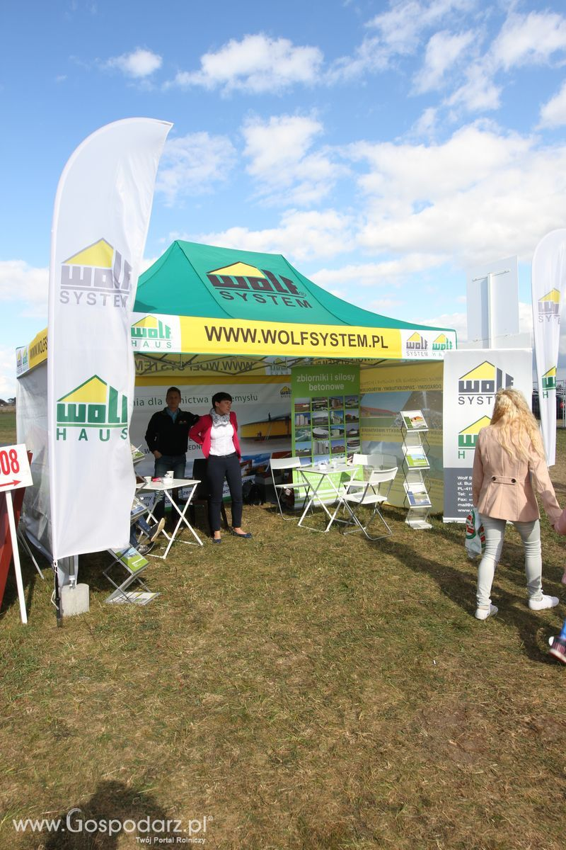 Agro Show 2015 - Wolf System
