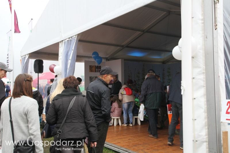 PZU na AGRO SHOW BEDNARY 2017