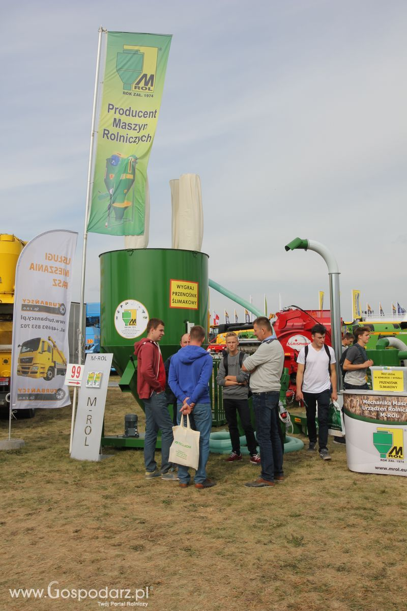 M-Rol na AGRO SHOW 2016