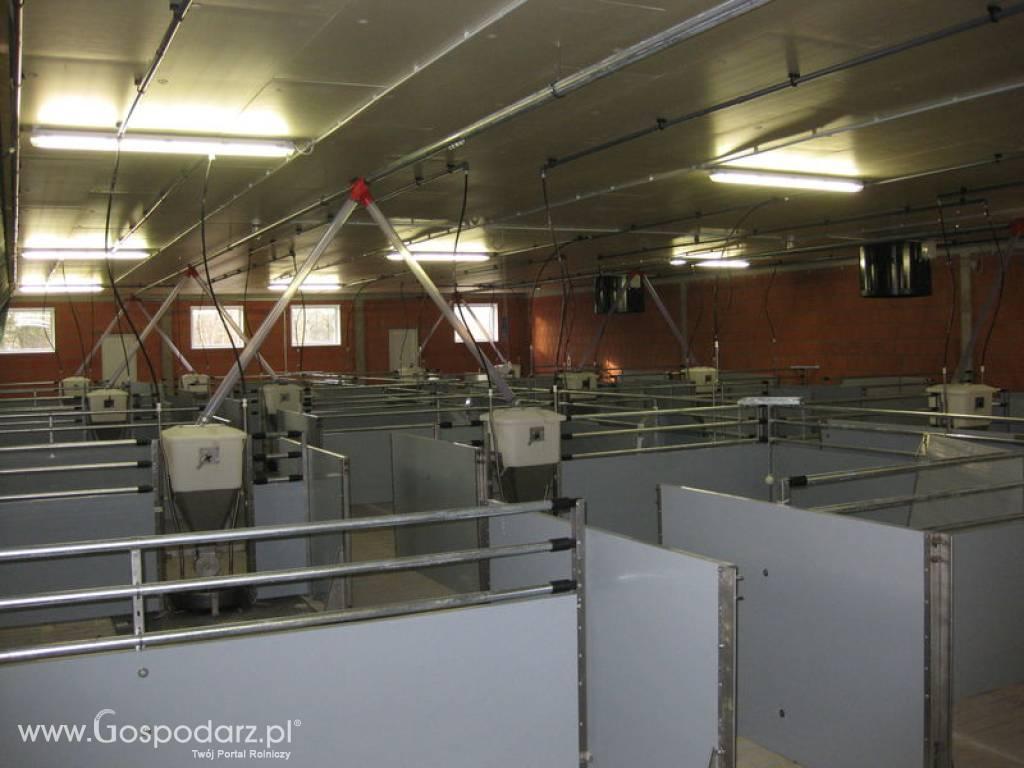 Bardzo dobryFantastyczny Wyposażenie chlewni - hodowla tuczników - Wyposażenie VE14