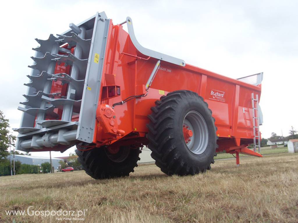 Rozrzutnik BROCHARD Dragon Junior 15 TON