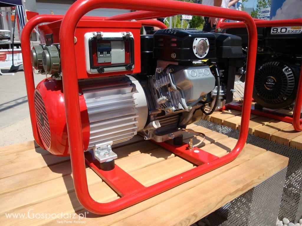 Aktualne Agregat prądotwórczy Endress ESE 304 SG - generator prądu AM17