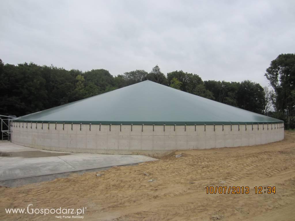 Wszystkie nowe Żelbetowe zbiorniki na gnojowicę Wolf System - Zbiorniki na gnojowicę JK59