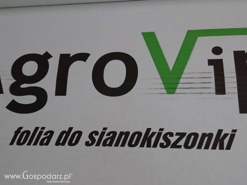 Folia do sianokiszonki Agro Vip 750 mm