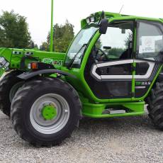 Merlo Turbofarmer Medium Duty i seria Kompakt