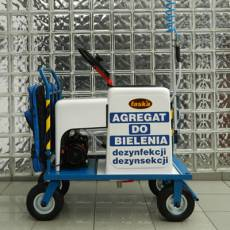Agregat do bielenia FA - 100