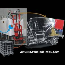 Aplikator do melasy FAM 500