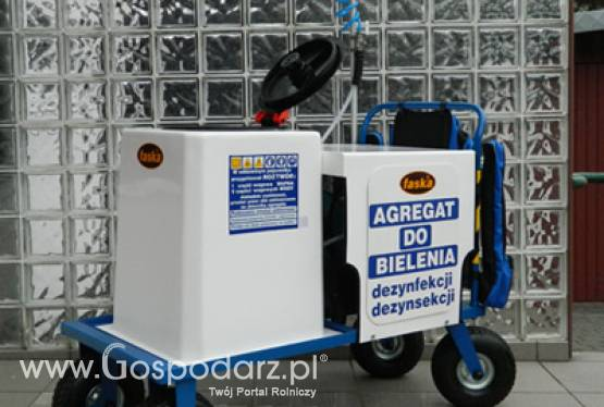 Agregat do bielenia FA - 150