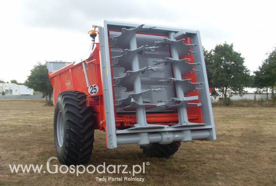 Rozrzutnik BROCHARD DRAGON 2001-45 BG 9 TON
