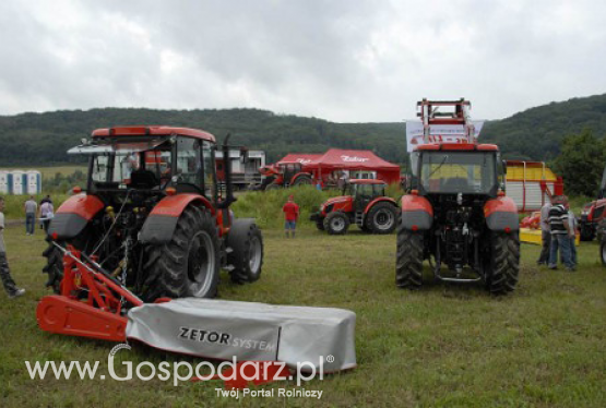 ZETOR FAMILY TRACTOR SHOW 2012