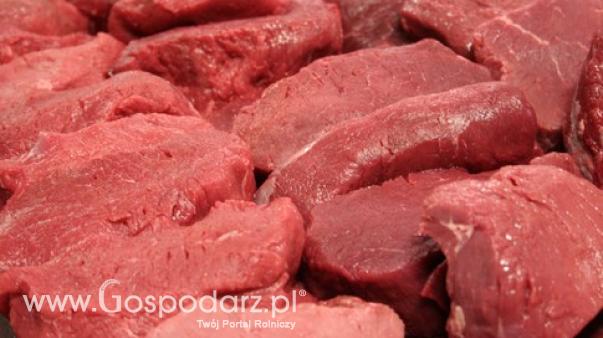 Ceny mięsa wołowego, wieprzowego i drobiowego (12.05.2019)