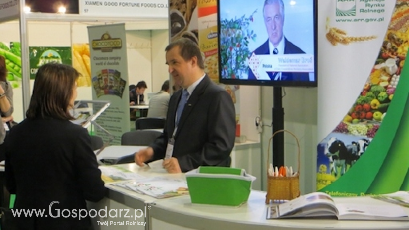 World Food Warsaw 2014 okiem ARR