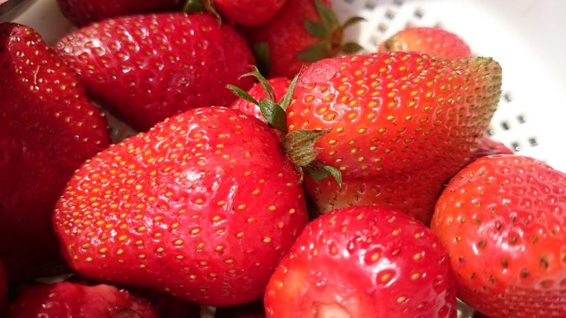 Mrożone truskawki wyraźnie droższe niż rok temu