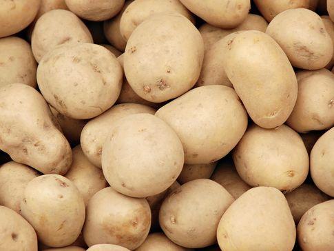 Ceny ziemniaków w Polsce (10.09.2017)
