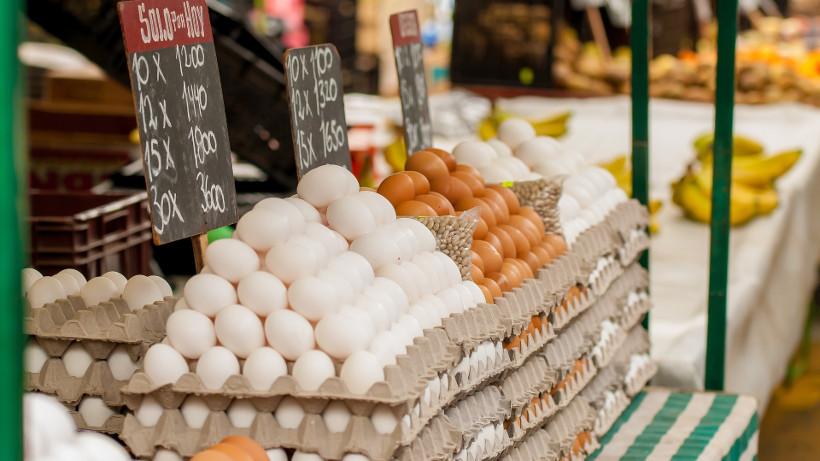 Ceny jaj spożywczych w Polsce (22.03.2018)