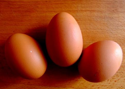 Ceny sprzedaży jaj spożywczych w Polsce (22.01.2017)