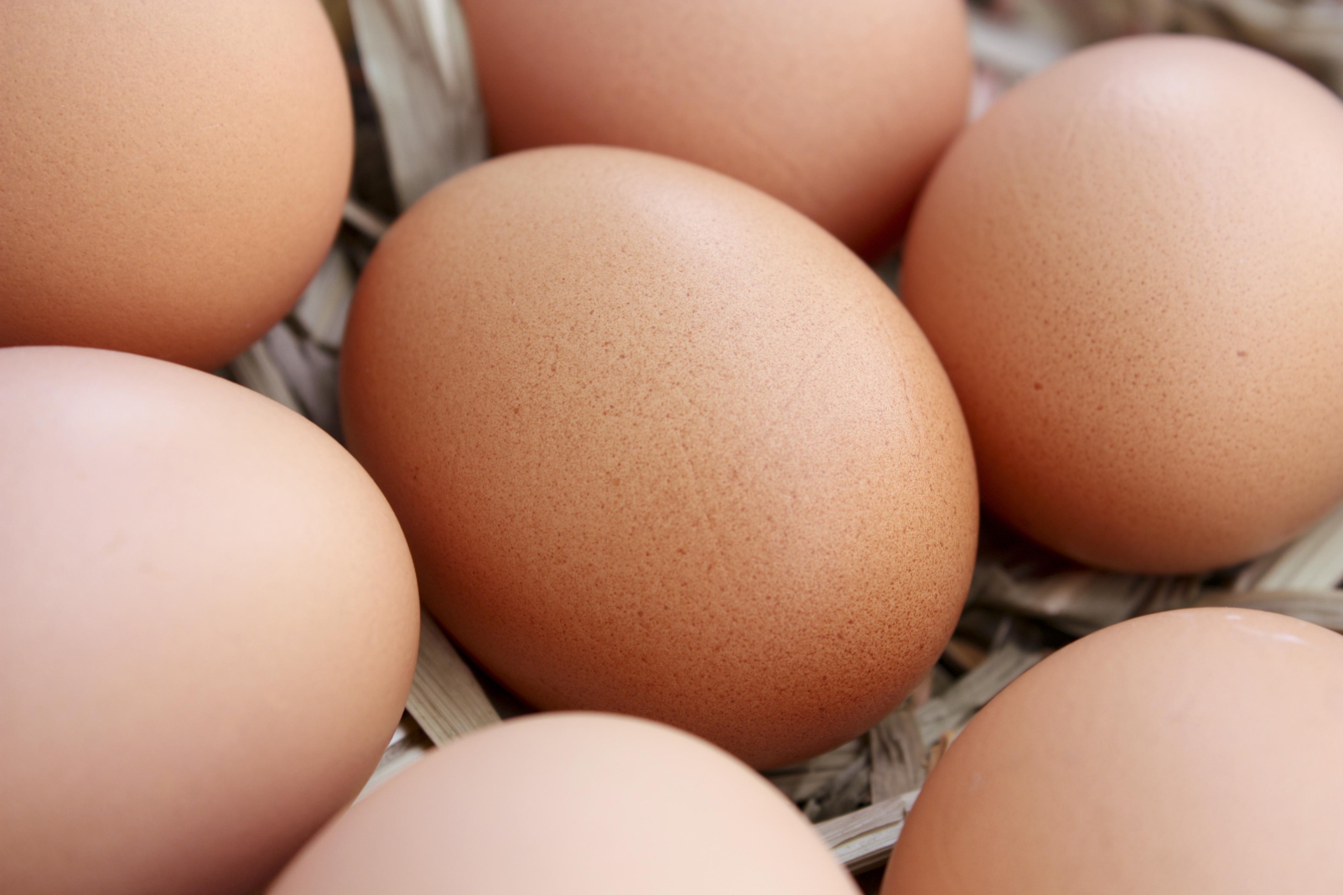 Średnia cena jaj wszystkich klas wagowych spadła o 10%