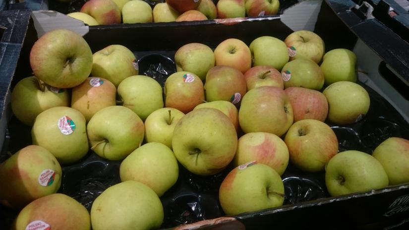 Ceny skupu podstawowych gatunków owoców z drzew