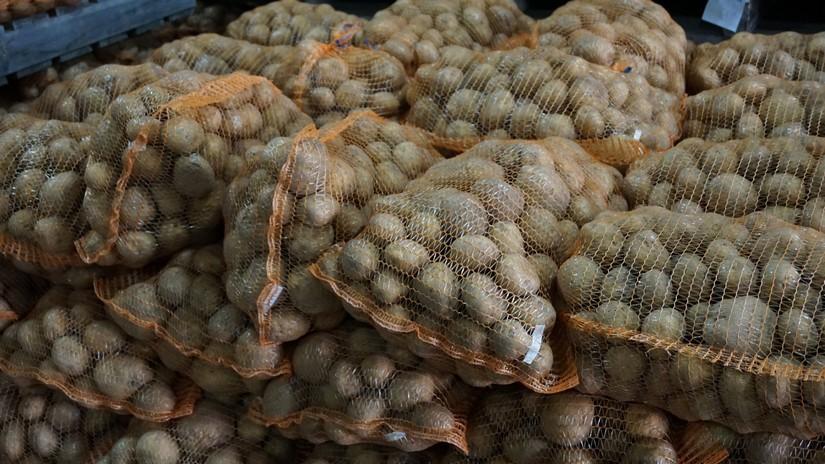 Ceny ziemniaków w Polsce (29.07.2018)