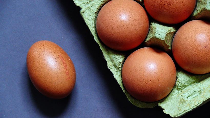 Spadek cen jaj w październiku