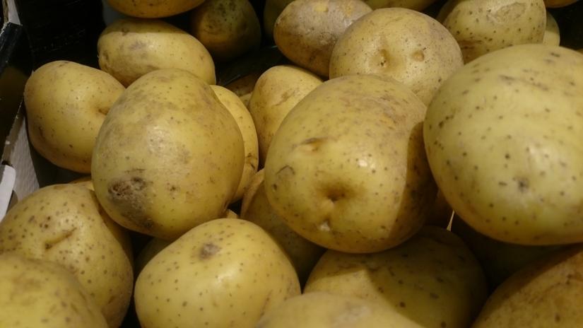 Ceny ziemniaków w Polsce (14.10.2018)