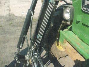 Rurki hydrauliczne